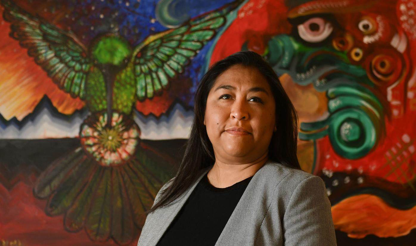 Ana Huynh, program director Mixteco Indigena Community Organizing Project