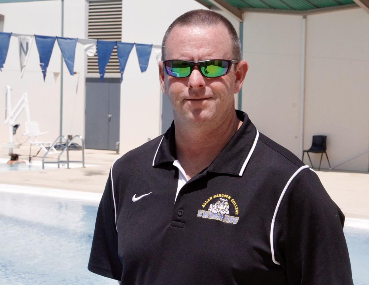 Ashmore to lead Hancock men's swim program