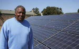 Residents look to solar energy for savings