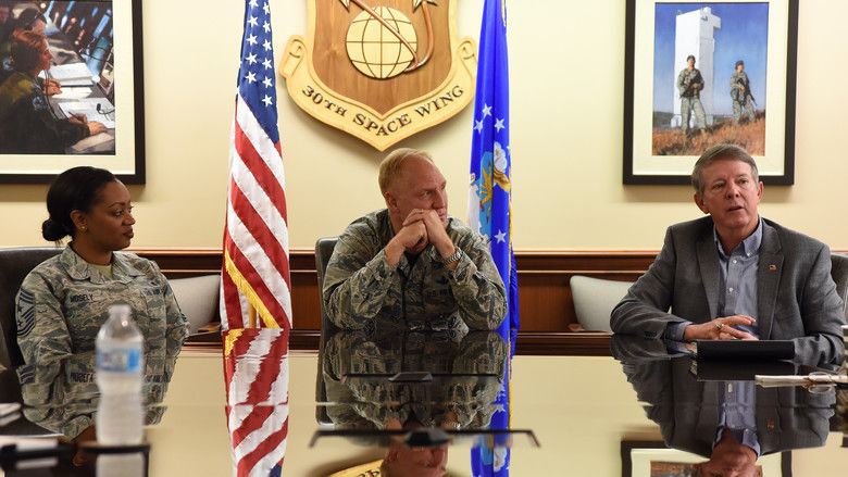 c8015846d3c Fifteenth Chief Master Sergeant of the Air Force visits Vandenberg ...