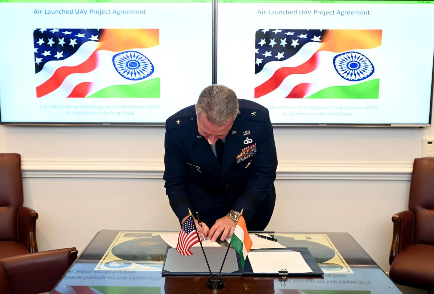 US-India Defense Technology and Trade Initiative