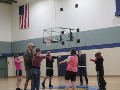 011519 Special Olympics Basketball