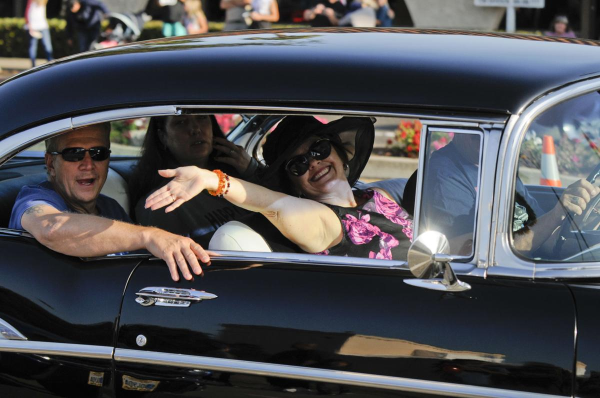 Downtown Cruise Kicks Off Lompoc Police Car Show Weekend - Lompoc car show