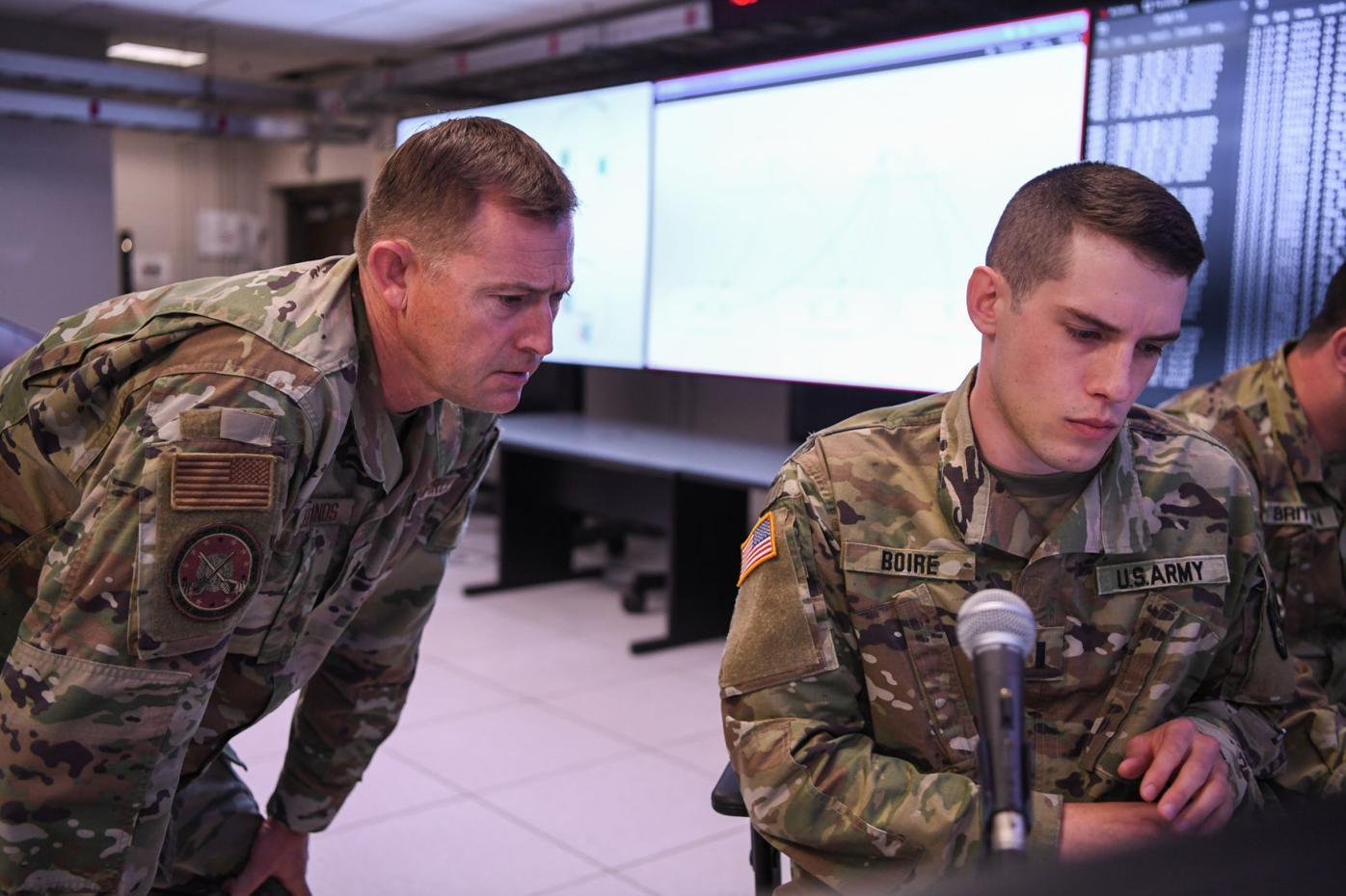 Lt. Col. Darren Edmonds