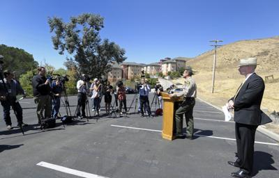 Sheriff: Kristin Smart could be buried beneath Cal Poly's 'P'