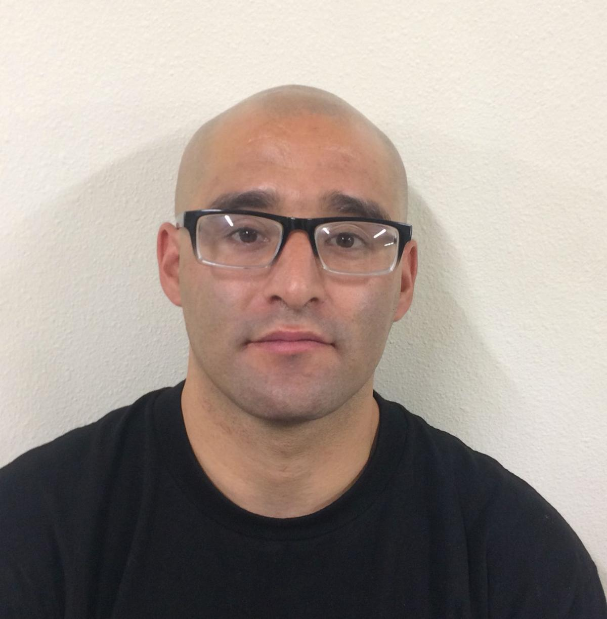 110617 Maldonado arrest