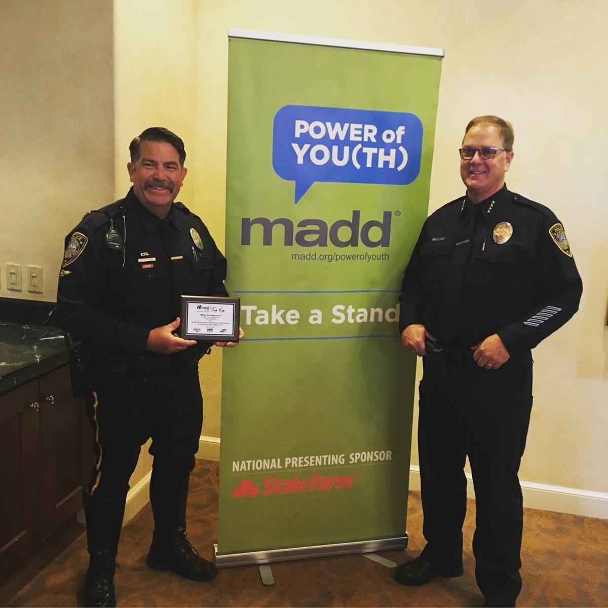 Andreasen MADD Award