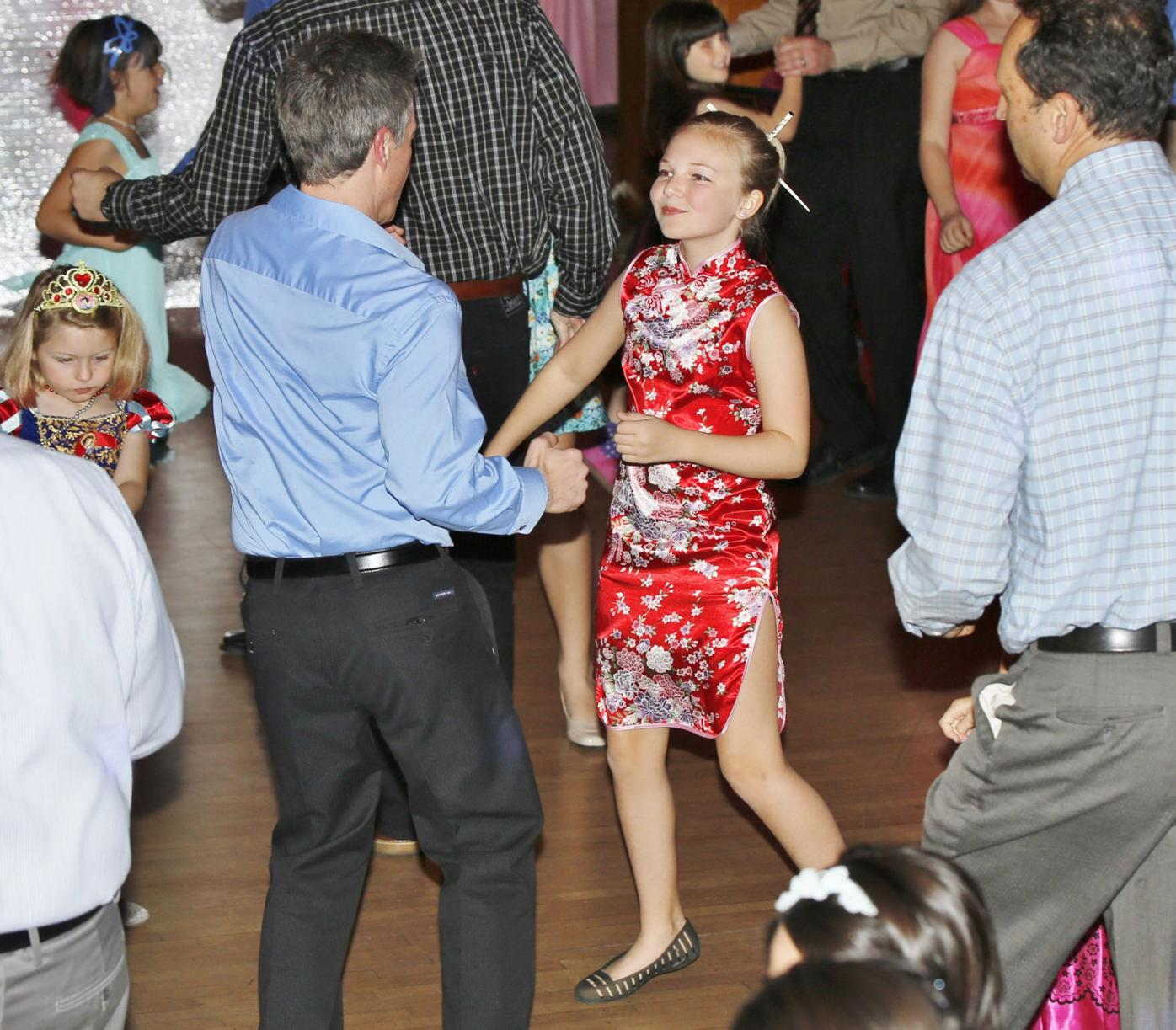 Father Daughter dance 02