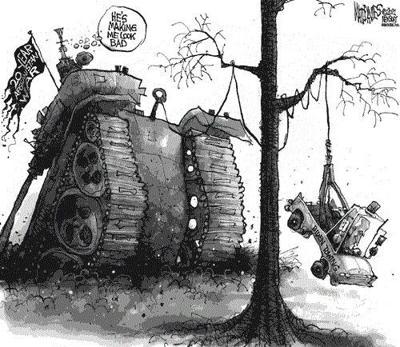 Editorial Cartoon: Afghanistan
