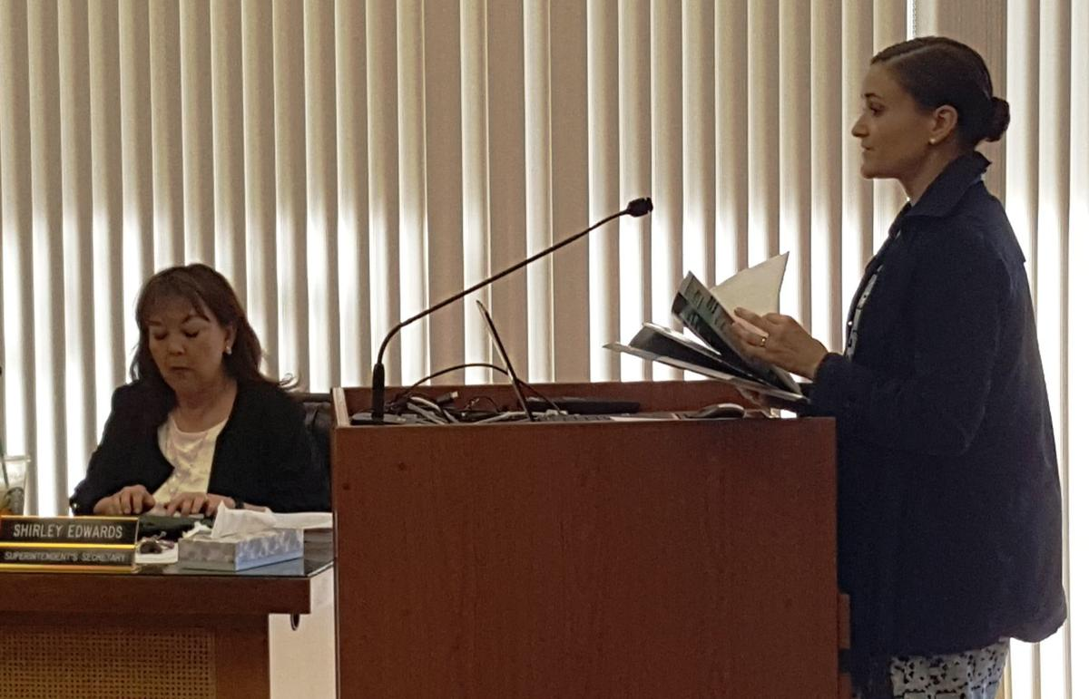 061218 Costa at LUSD board meeting