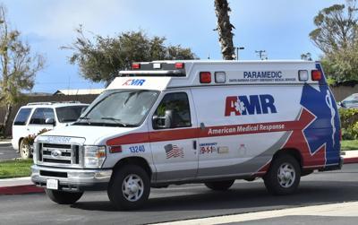 AMR Ambulance