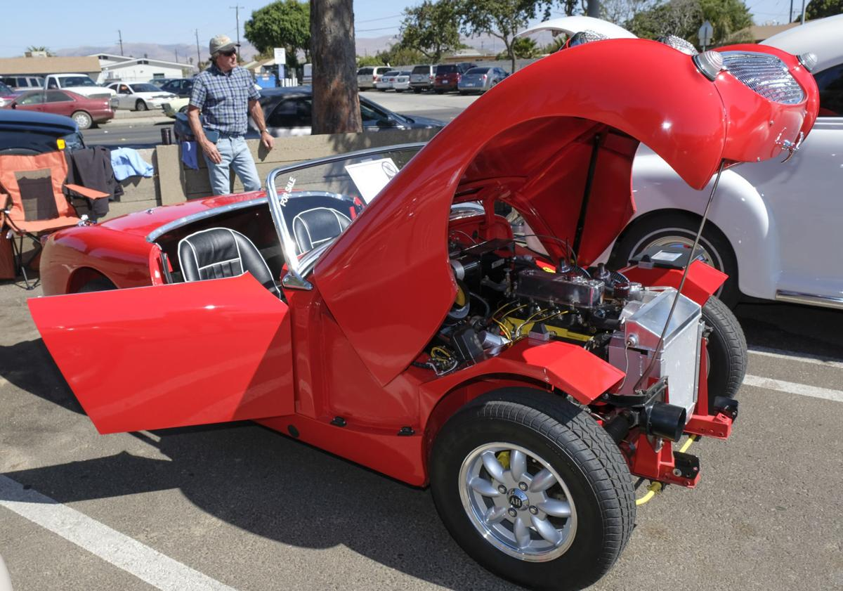 091518 Fiesta Car Show