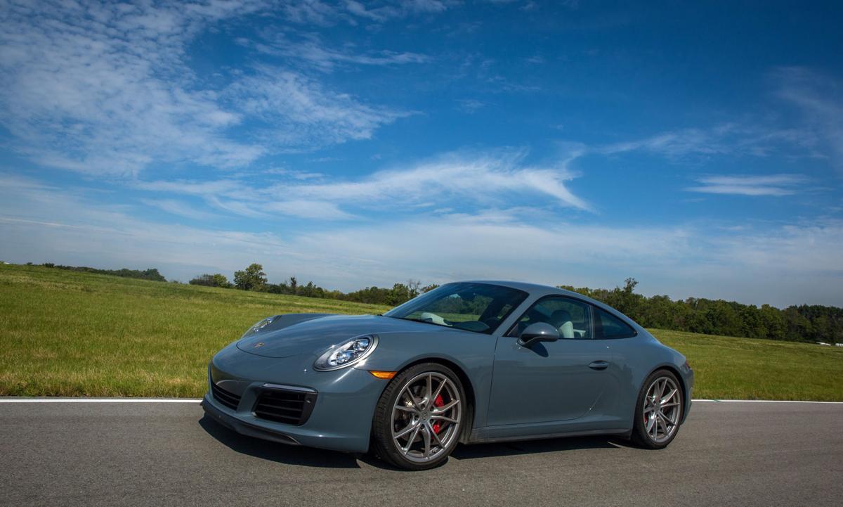 Awesome Porsche Colors 2016