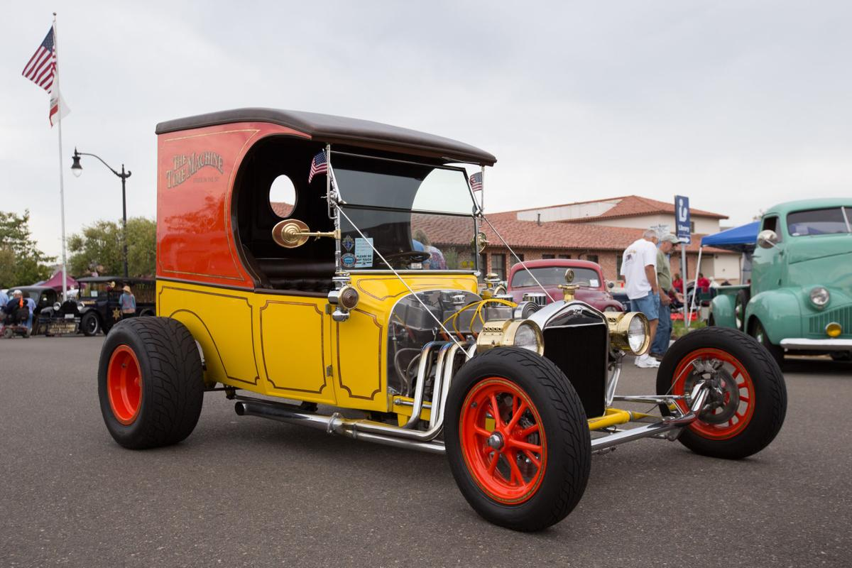 Old Orcutt Car Show