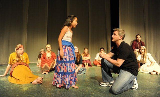 Brian McDonald Teaches Acting Classes