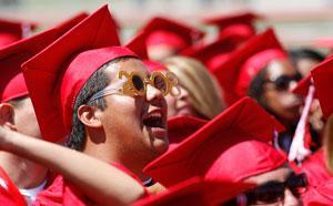 Santa Maria High School Graduating Seniors 2008