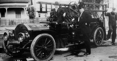 1912 SM Fire Department Crakes