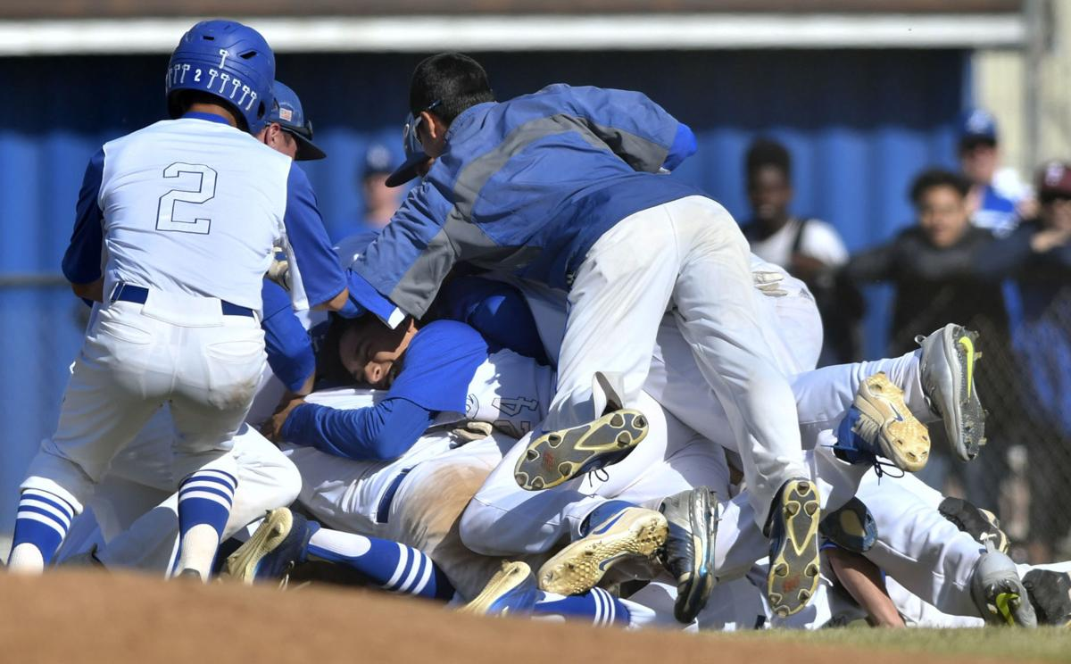 Baseball Lompoc Stuns Buena With Three In The Seventh In Wild Card