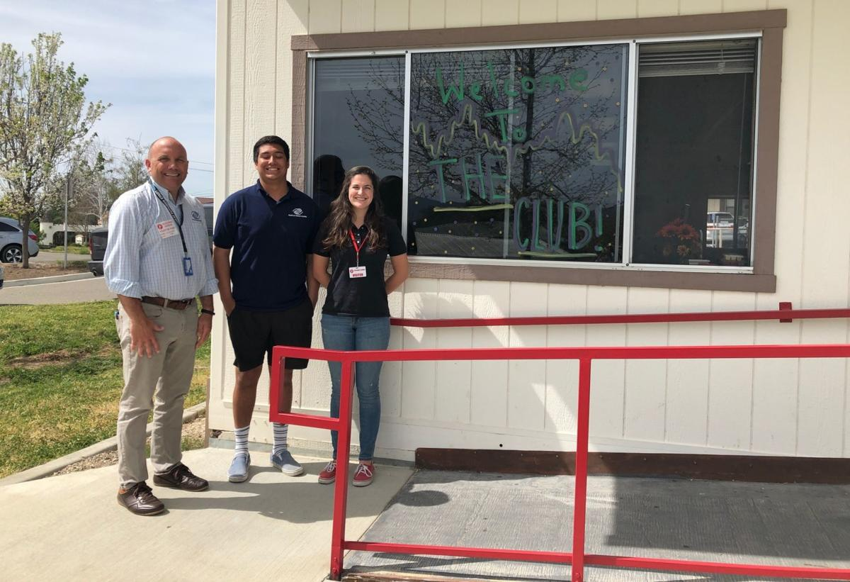 Solvang Boys & Girls Clubs clubhouse and staff
