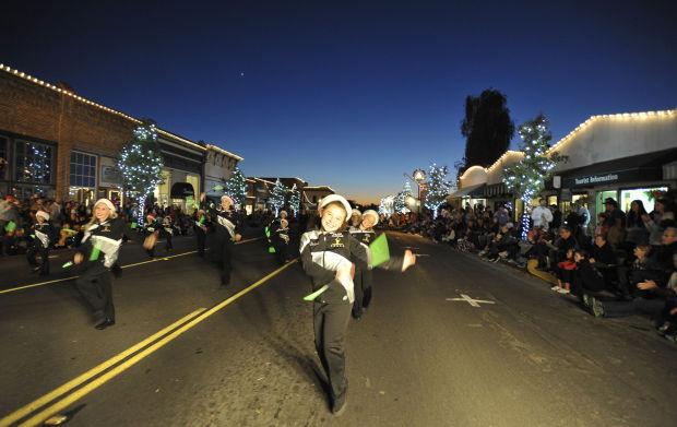 Arroyo Grande Christmas Parade 2019 Christmas parade rolls through Arroyo Grande | Local News