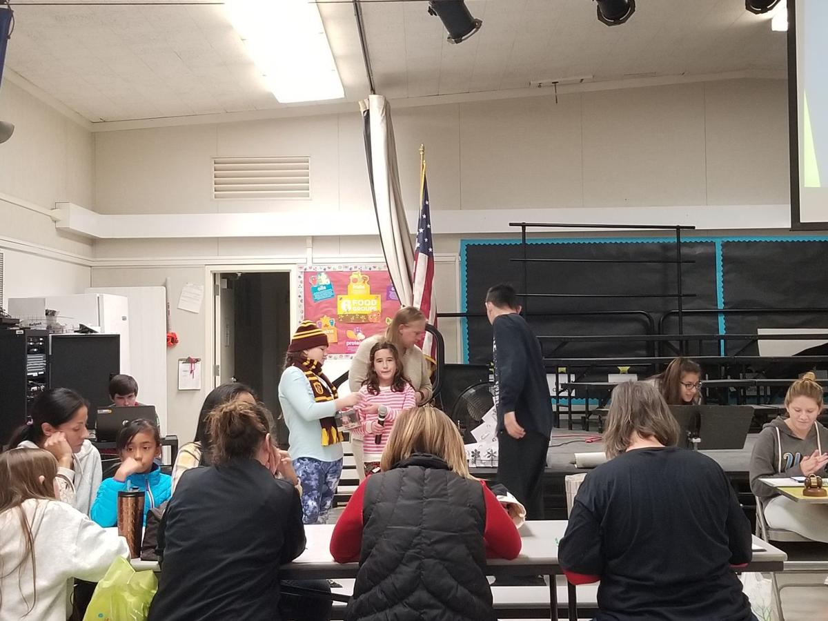 Vineyard 4 H Cookies Project Reports And Hot Chocolate News From 4 H Ffa Santamariatimes Com