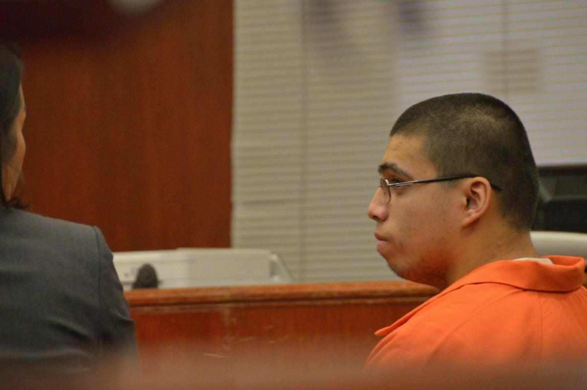 Judge upholds murder charges against suspected Guadalupe gang member