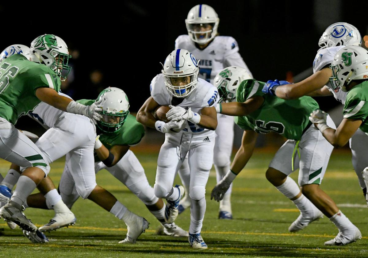Sheldon Canley Jr. is Lompoc High's next big-time back