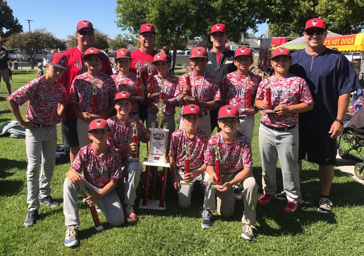 Central Coast Vipers win Summer Slam Classic