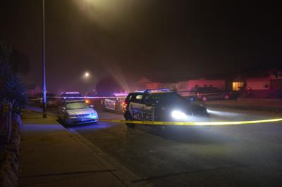 Two injured in domestic shooting incident on West Williams ... on