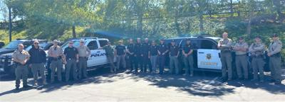 San Luis Obispo County contingent to Caldor fire (Spanish)