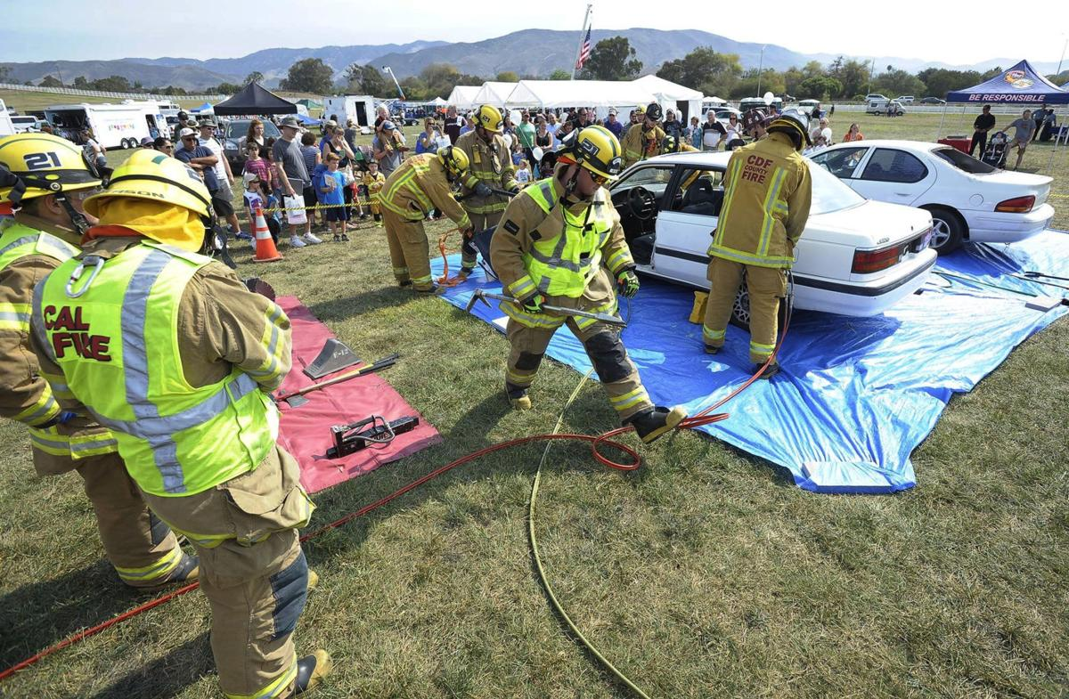 Law enforcement showcased during annual sheriff 39 s day for Family motors santa maria ca