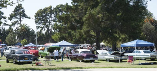 Lompoc Police Hosting Cruise Car Show This Weekend Local News - Lompoc car show