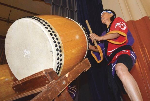 Hundreds celebrate Obon Festival