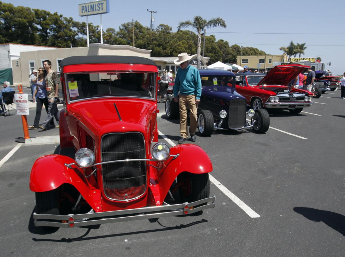 GALLERY Pismo Beach Car Show From Past Years Local News - Classic car show pismo beach