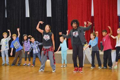 Showing the positives of hip-hop | Local News | santamariatimes com