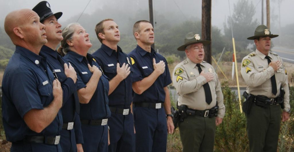 Local fire stations, Hancock College to commemorate 9/11 attacks