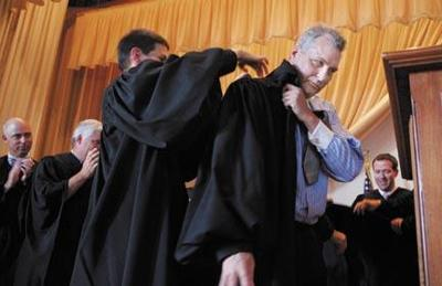 Santa Barbara County has a new judge