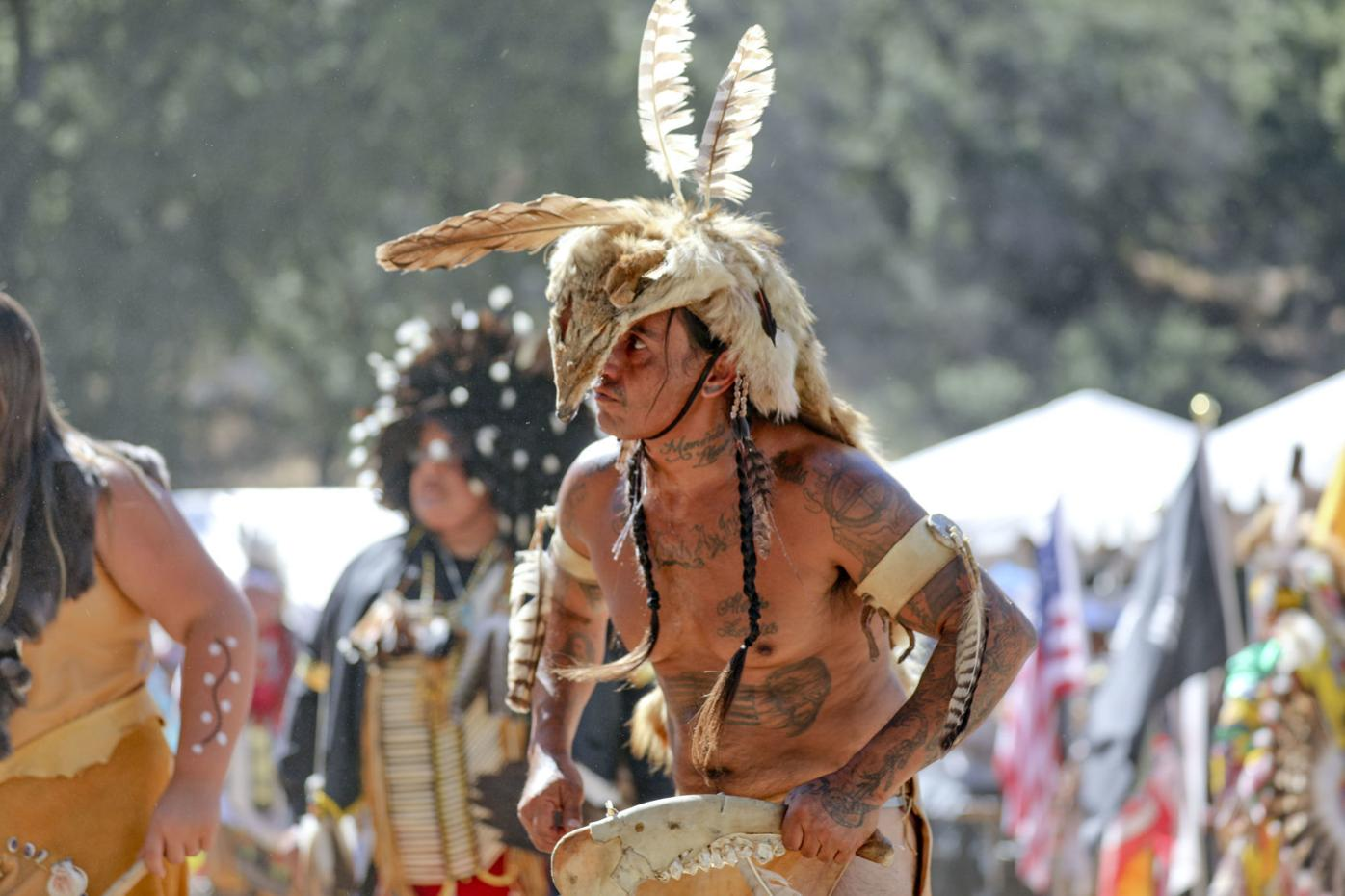 Photos: Dancers gather for 2019 Chumash Inter-Tribal Pow Wow