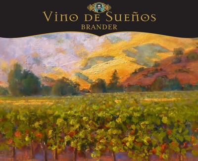 2017 Vino de Sueños wine label