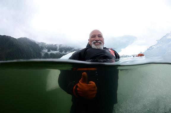 Richard Salas Diving