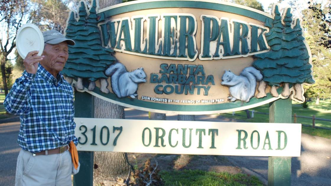 Disc Golf: Santa Maria Open returned to Waller Park final weekend