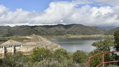 Cachuma Lake nears 50% capacity