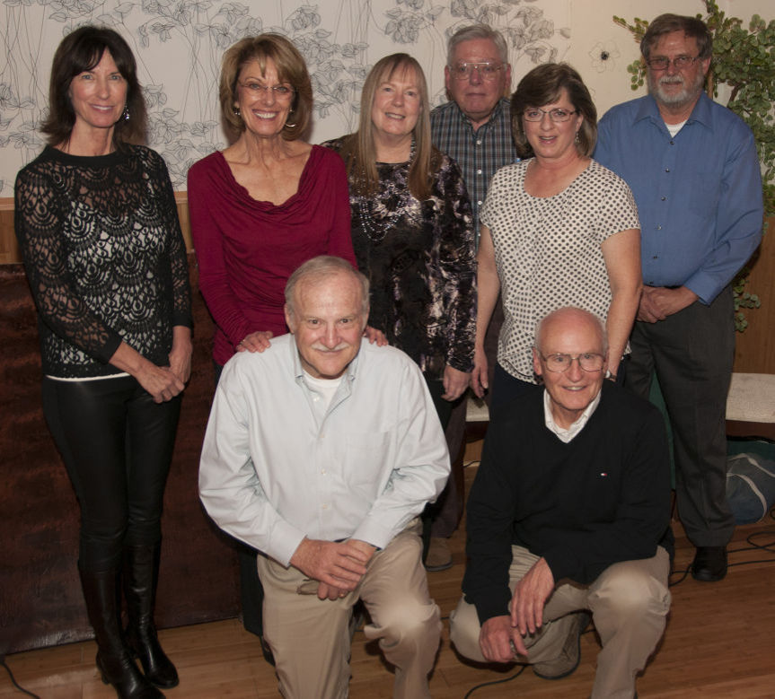 Santa Maria Camera Club's 2015 Board of Directors