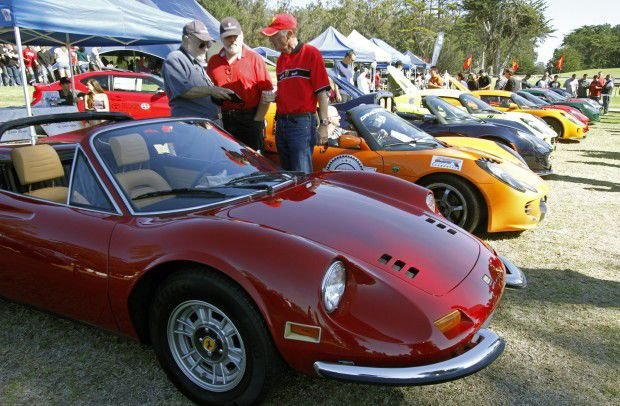 Vandenberg AFB To Host Th Annual Exotic Car Show Vandenberg Air - Exotic car show near me