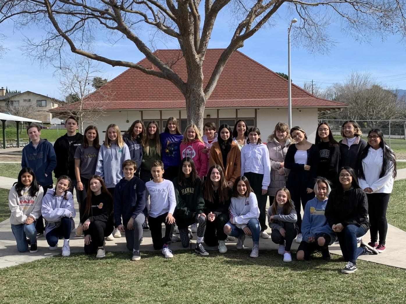 Solvang Schools 2020 Media Yearbook Class 1