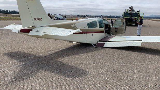 Single engine, no landing gear