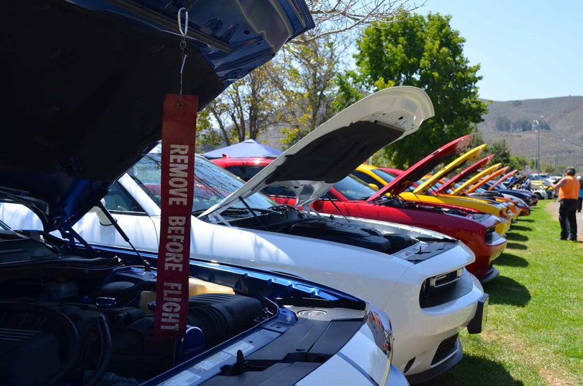 GALLERY Lompoc Police Car Show Local News Santamariatimescom - Lompoc car show