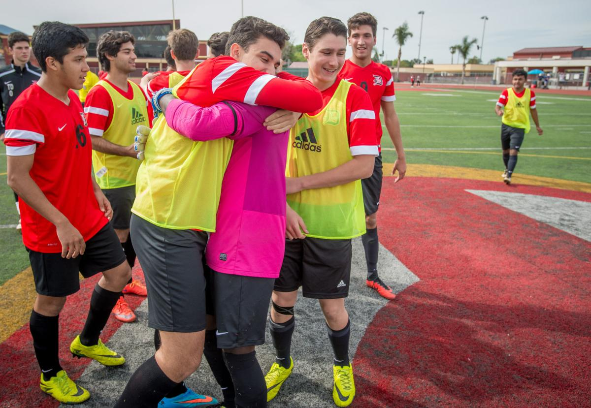 CIF Southern Section Division 6 soccer championship
