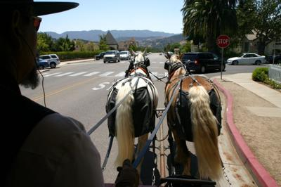 Solvang council tables trolley shade issue, talks longer term contract