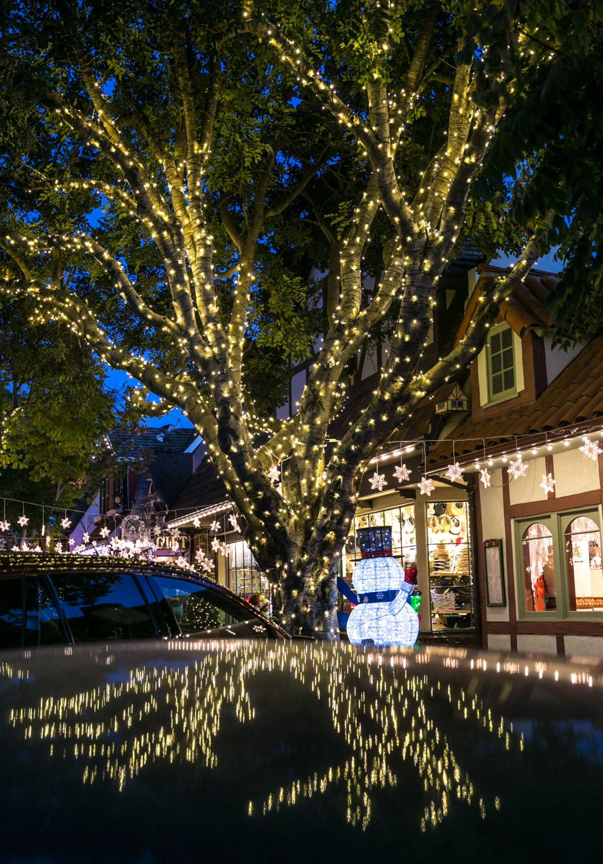 Solvang Christmas 2020 Solvang named 'Best Christmas Town' by Reader's Digest and New